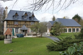 15 MN FROM DEAUVILLE - STUD FARM 32 HA